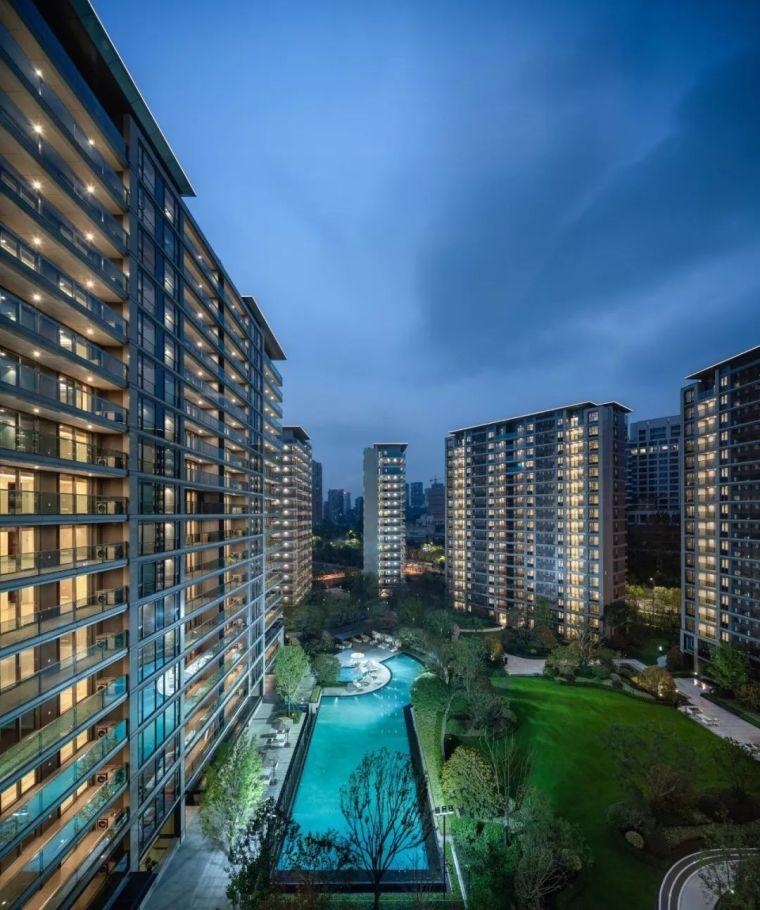 居住区|杭州示范区景观设计项目盘点_3