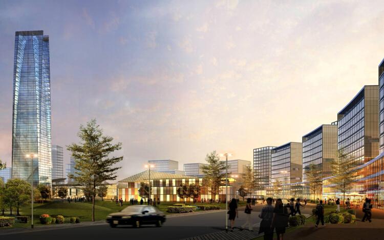 [河北]唐山湾国际旅游岛概念规划设计