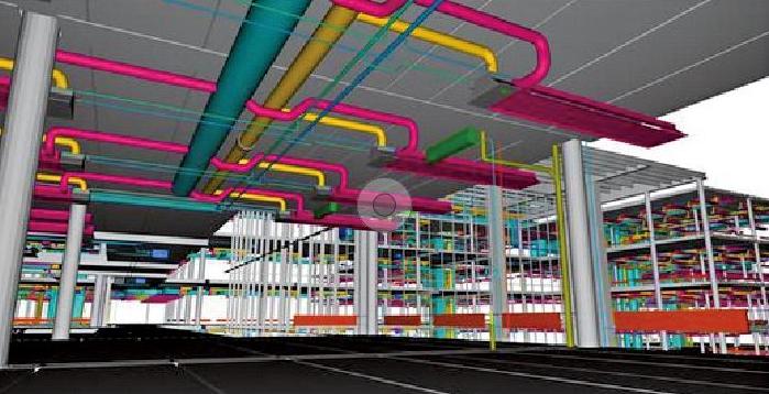 机电工程综合管线优化中BIM技术的应用