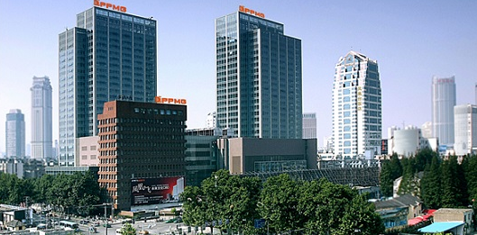 [安徽]高层住宅小区电气施工图(含变电站)大院设计