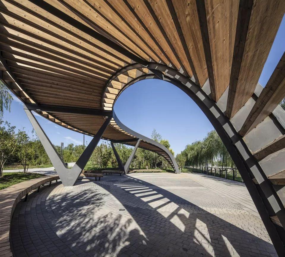 [叙事性空间结构]北京大兴生态文明教育公园/加拿大考斯顿设计_34
