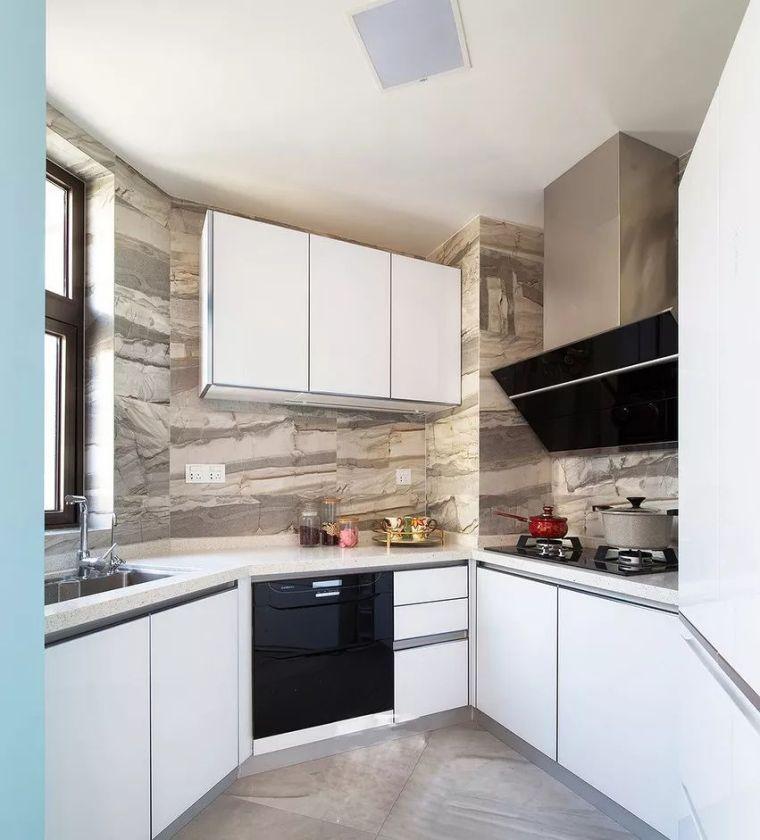 这样设计厨房,美观又实用,果断收藏~_15