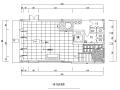 现代简洁办公空间设计施工图(附效果图+预算报表)