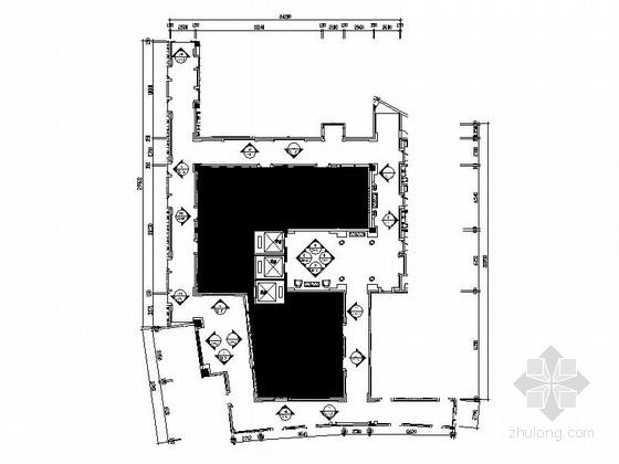 时尚KTV走廊装修设计图(含效果)