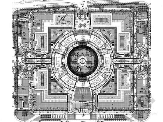 [浙江]地标工程消防系统设计施工图纸(知名设计院 轻水泡沫灭火系统)