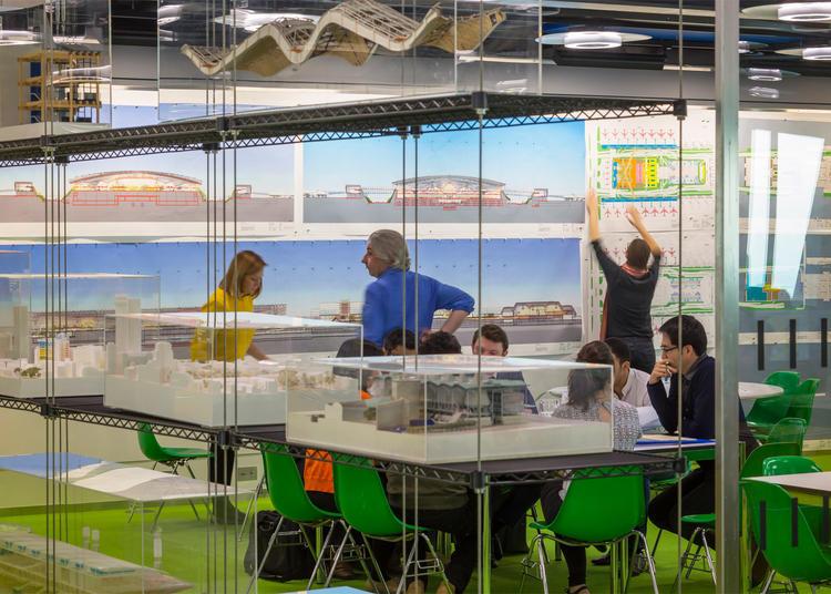 建筑师给自己设计的办公室,什么样的都有_2