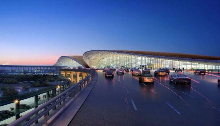 北京大兴国际机场建成了!!满满的黑科技……_37