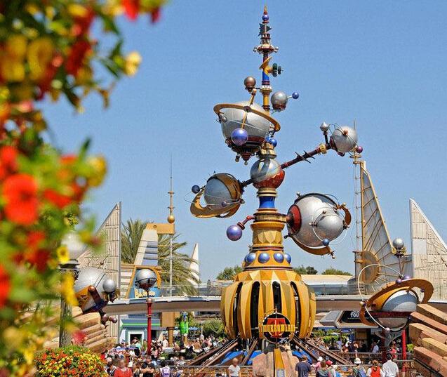上海建筑设计院精华总结:且看迪士尼乐园给排水设计