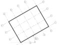 关于Revit中立面调整时框架立面的使用