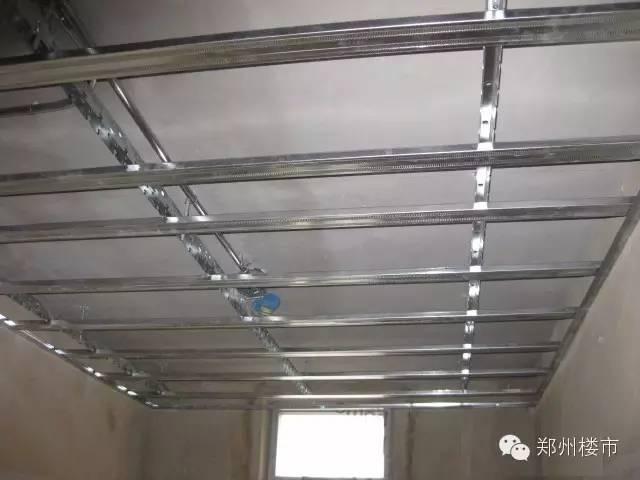 死磕装修隐蔽工程:吊顶和石膏板隔断墙怎么做才算规范?