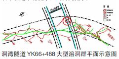 贵州高速公路隧道大型溶洞处理技术