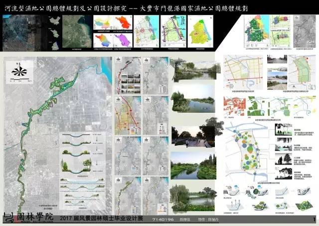 2017届北林风景园林硕士毕业展,或许这就是考不上北林的原因!_128