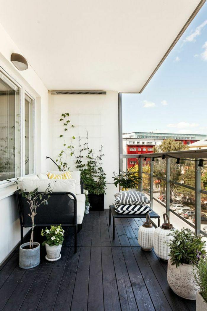 30个开放式阳台花园设计方案_7