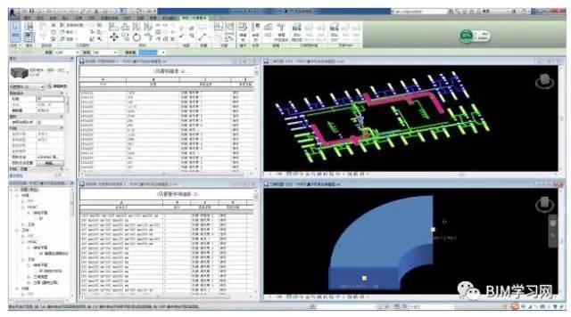 BIM技术应用于超高层机电安装工程||案例_27