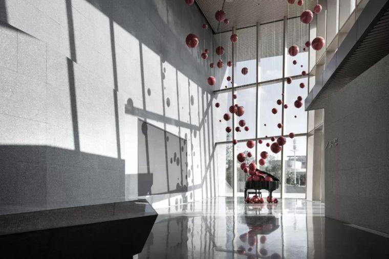 极简、艺术气息,静美的生活艺术馆