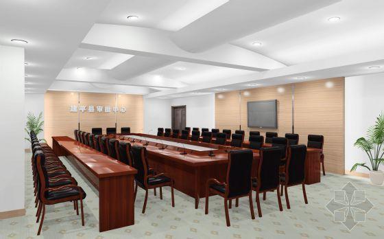 会议室效果