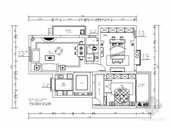全套家装室内设计施工图