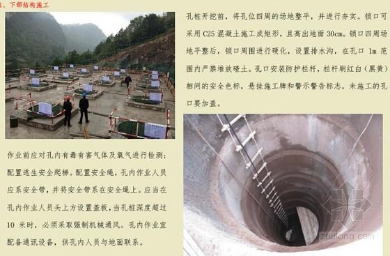 [贵州]高速公路工程平安工地施工标准化参考图集61页