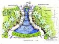 [深圳]国际花园园林景观规划设计(含施工图)