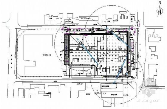 [北京]医院门诊楼施工组织设计(钢结构 长城杯)