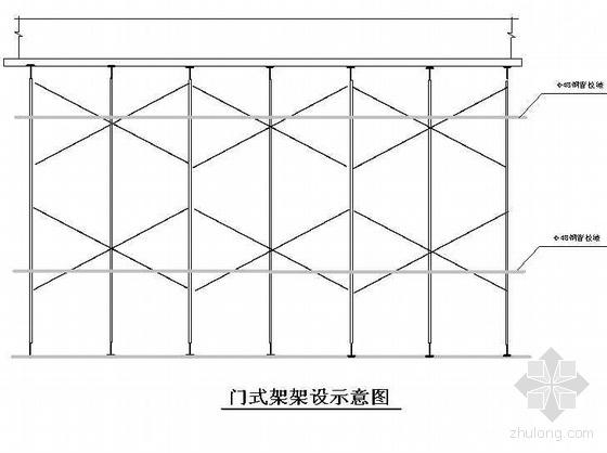 广州某高层住宅小区施工组织设计(32层 框肢剪力墙)