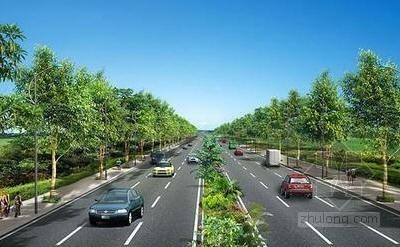 河北某市政立交桥梁工程施工组织设计(双向6车道 快速路)