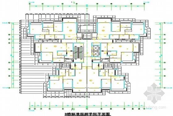 [广东]高层住宅楼外脚手架工程专项施工方案