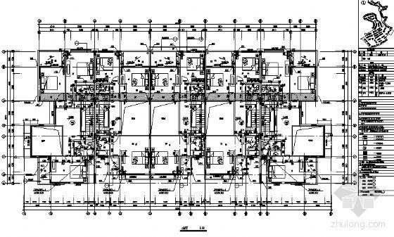 丹堤C区18、26、27号楼建筑施工图-3