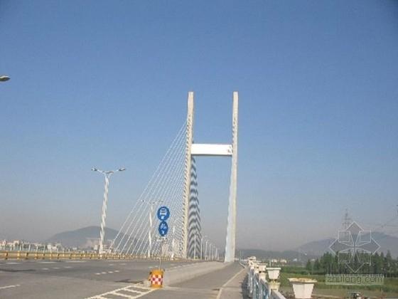 H形独塔双索面斜拉桥施工图(212张)