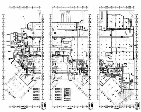 [吉林]国际旅游度假酒店项目全套电气施工图纸108张(甲级设计院)