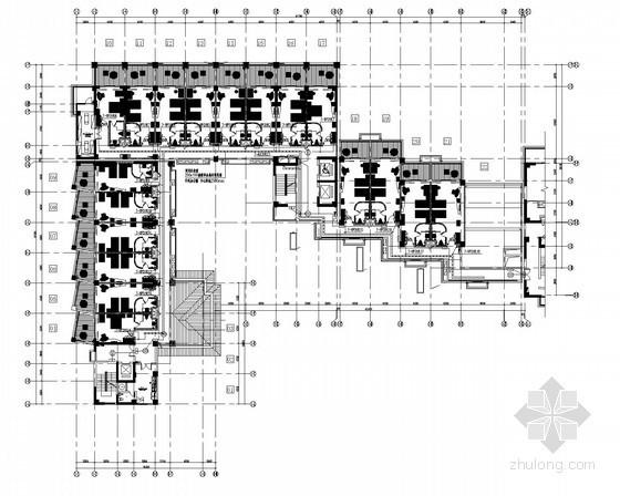 [海南]酒店式公寓全套电气施工图纸61张(含计算书 2014年编)