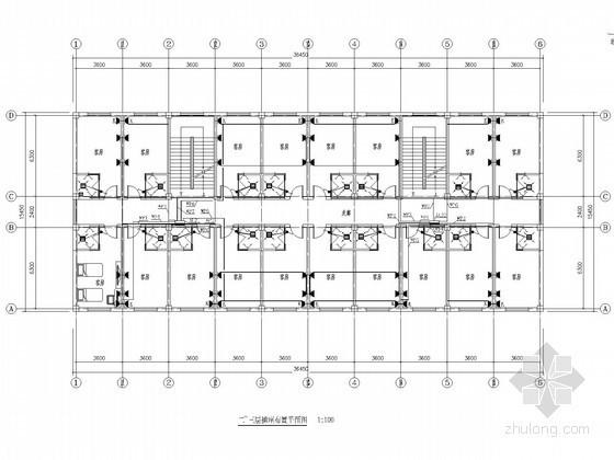[山西]旅馆电气施工图纸