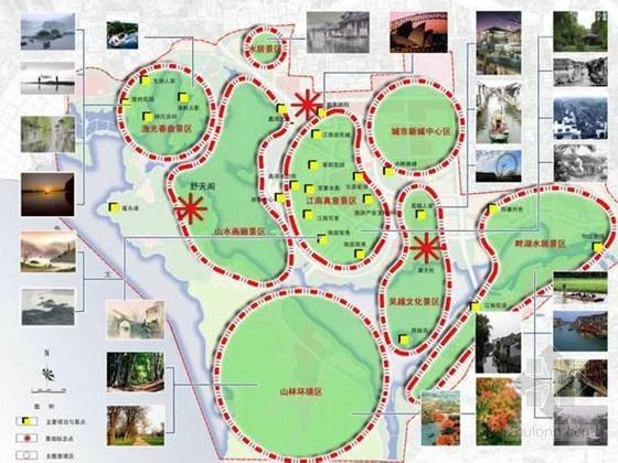 [无锡]临湖风景区旅游规划设计方案