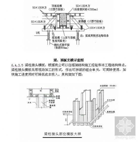 北京某群体住宅工程施工组织设计