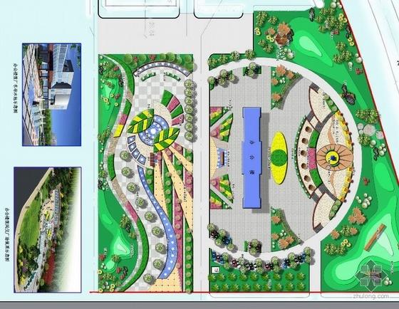 辽宁再生资源工业园景观设计文本