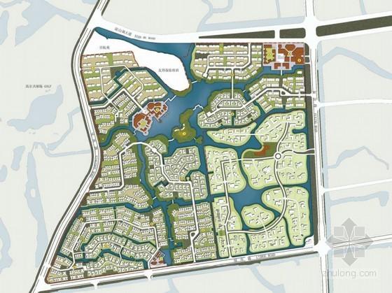 [上海]生态居住区修建性详细规划