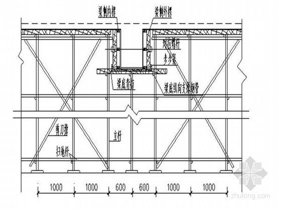 [福建]超高层写字楼模板工程施工方案(木胶合板)