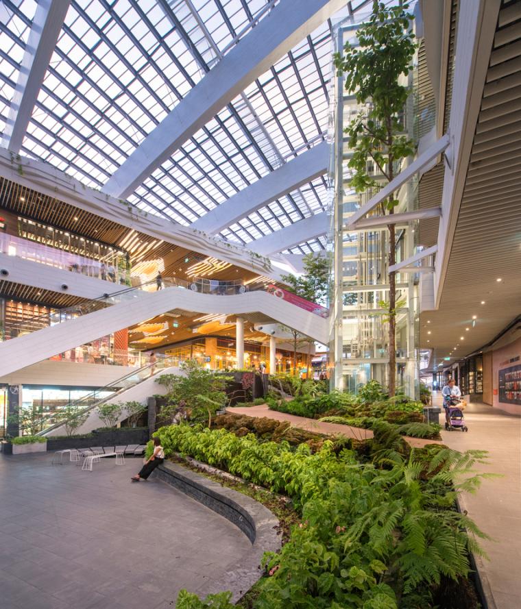泰国Megabangna山谷购物中心实景图 (28)