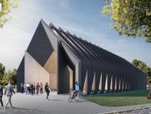 MIT大型木制长屋