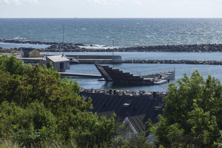 丹麦Hasle海滨浴场-2