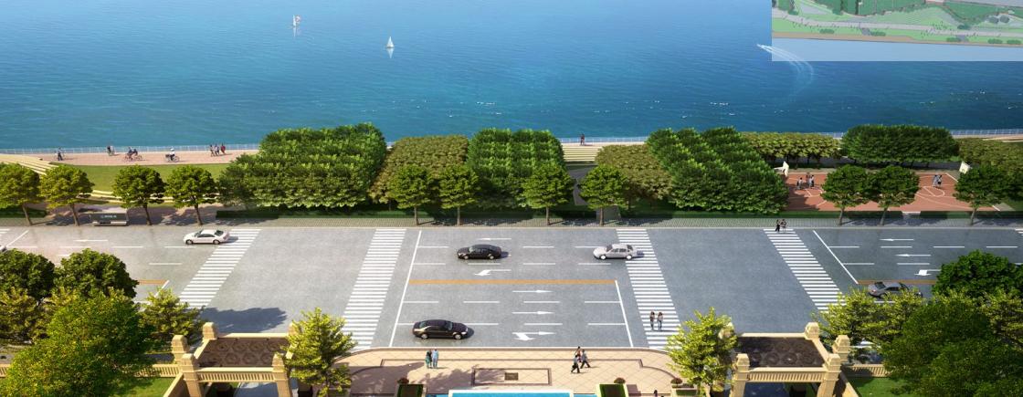 [湖北]现代生态科技体验滨水休闲景观设计方案_1