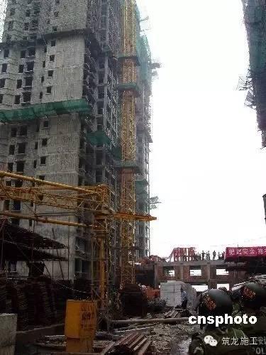 引以为戒|那些可怕的建筑工程安全事故!_12