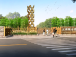[江苏]生态农业滨水度假庄园景观规划设计方案
