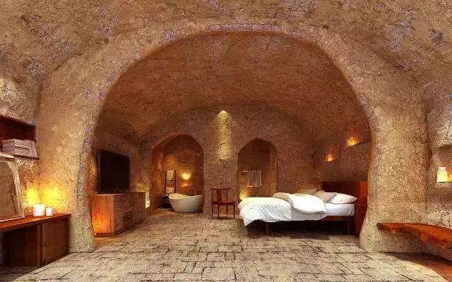在3000年前诗经发源地新密,竟然藏有纯天然的唯美洞穴酒店