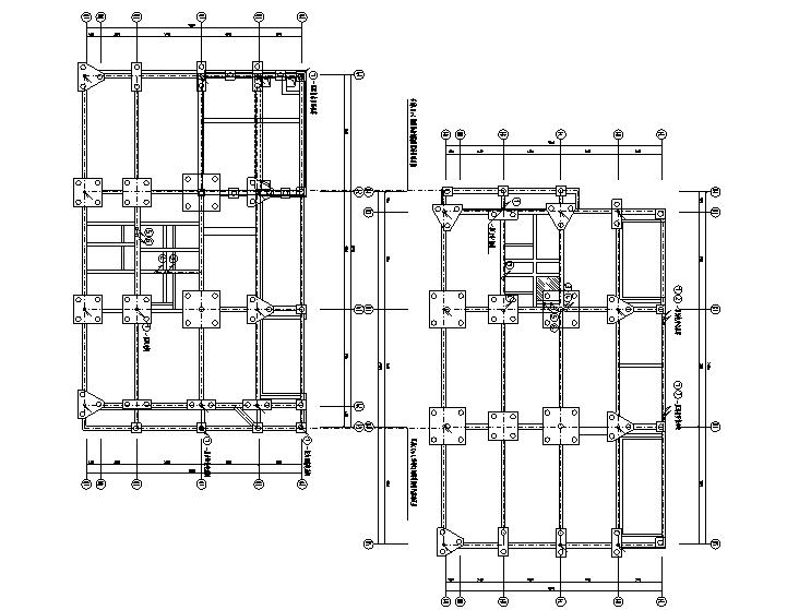 上海世博會倫敦管案例電氣施工圖(含計算書、節能設計)