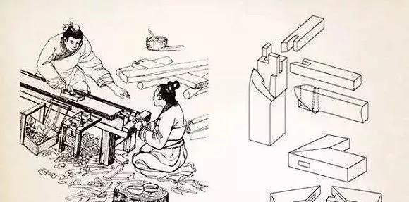 绍兴中式设计│最全33种榫卯结构动态欣赏