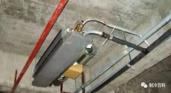 这样装风机盘管才叫专业!(附现场实例图)