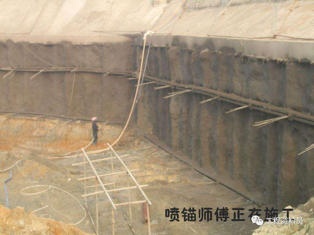 各种桩基础施工验收资料、基坑支护验收资料_9