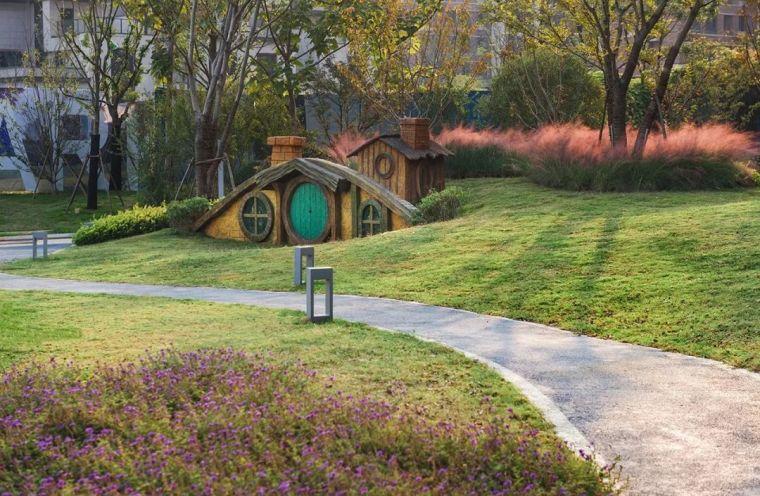 公园里的公园|绿地南昌中央公园_26