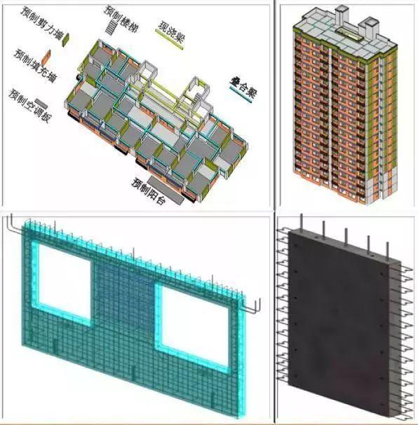 有BIM的助力装配式建筑如虎添翼_2